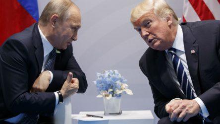 HELSINKI: Trump encara cumbre con Putin sin grandes expectativas