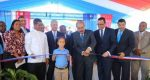 Presidente Danilo Medina inaugura escuela Puerto Isabela en Cristo Rey