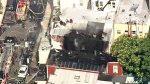 Aumenta a 4 número de  muertos en un fuego en NJ