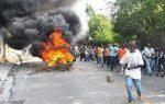La vida en Haití empeoró para muchos ya antes de disturbios