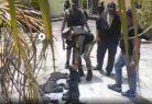 Ocupan chalecos y botas militares habrían utilizado asaltantes banco