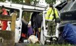 HAITI: Al menos nueve muertos deja un accidente de transporte