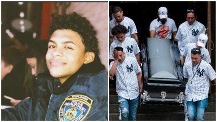 """Asesinato de """"Junior"""" podría ser el """"crimen del año"""", según jefe NYPD"""