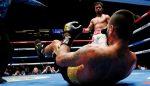 Pacquiao noquea Matthysse y es nuevo campeón welter