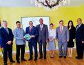 EEUU: Embajador de RD entrega presidencia SICA
