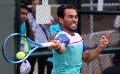 Víctor Estrella defenderá título Challenger de Santo Domingo
