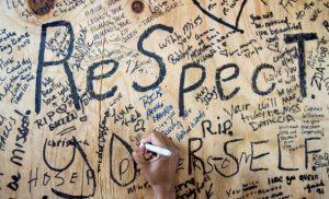 Neoyorquinos expresan respeto a Aretha Franklin