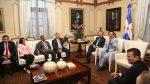 Medina recibe a delegación Parlacen participa en Foros Regionales en RD