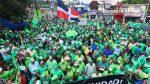 Llaman en NY a respaldar Marcha del Millón en RD