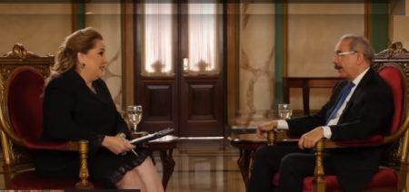 Danilo dice en su momento hablará sobre la reelección presidencial