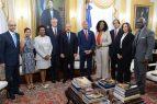 Medina recibe congresistas EE.UU.