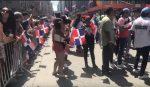 Celebraron desfile RD  con menos público que otros años