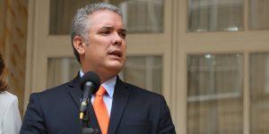 COLOMBIA: Duque da negativo coronavirus tras presunta exposición