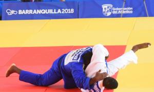 RD agrega dos oro en atletismo y judo en Juegos de Barranquilla