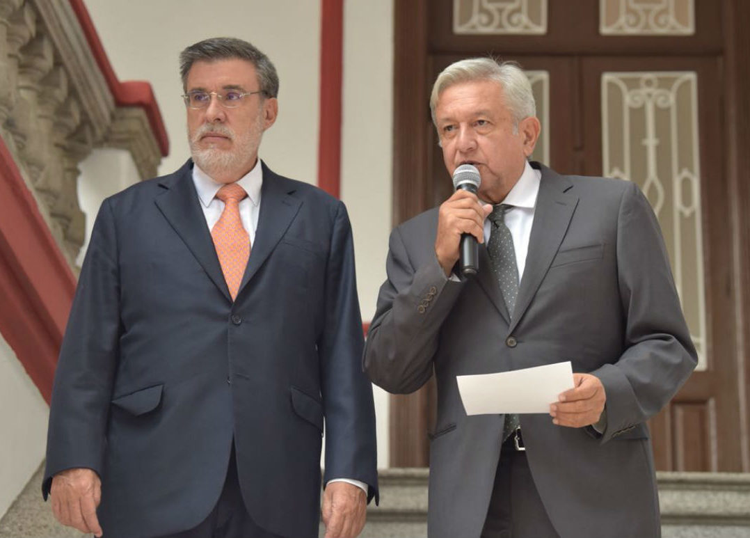 MEXICO: Presidente electo anuncia iniciativas anti corrupción