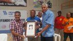 Club Ciro Pérez dedica 35 aniversario al alcalde Nelson Guillén