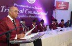 Jueces  TC garantizan supremacía de Constitución, dice Ray Guevara