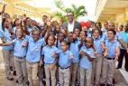 DAJABON: Andrés Navarro da inicio mejoramiento de escuelas