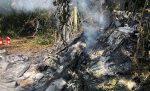 Accidente aéreo deja dos muertos en el aeropuerto Joaquín Balaguer