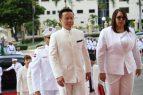 DM recibe cartas credenciales nuevo embajador de China y de otros seis