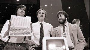 Apple alcanza un valor de 1 billón de dólares