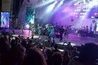 El anfiteatro de Puerto Plata acogió espectáculo de salsa