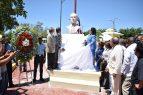 BOCA CHICA: Alcaldía inaugura busto de Juan Bosch