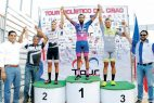 Adderlyn Cruz gana la tercera etapa Tour del Cibao