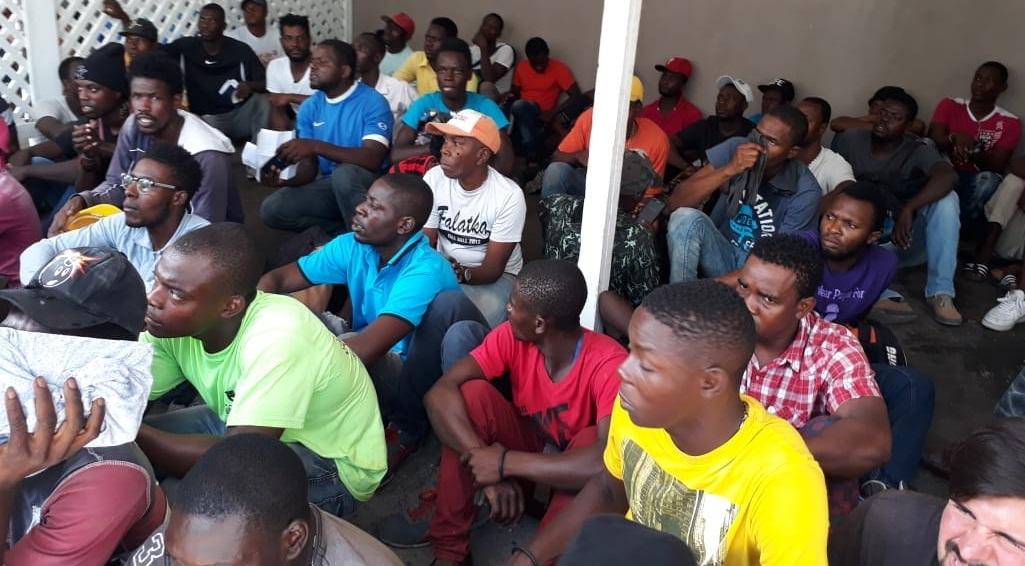 Migración detiene a 441 extranjeros en Santo Domingo y La Romana