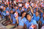 2.8 millones de estudiantes van el lunes a clases en Rep. Dominicana