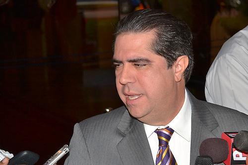 Javier García ve injusto se inhabilite a Danilo para optar nuevo mandato