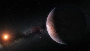 Hay «exoplanetas» donde podría desarrollarse vida como en la Tierra