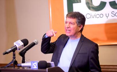 Ciudadanosdejan constituido el Frente Cívico y Social