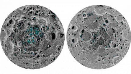 ¿Por qué el descubrimiento de agua congelada en la luna es tan importante?