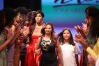 Nina Vásquez llena de ¨Gold79¨ la pasarela de RD Fashion Week