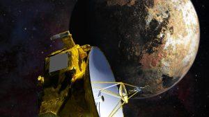 Sonda de NASA halla señas de gran estructura en extremo sistema solar