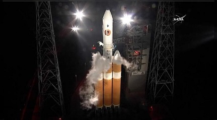 La NASA intenta poner en órbita la sonda solar Parker