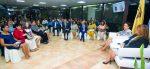 Aída Cartagena fue el tema de panel de Escuela Formación Electoral