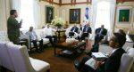 Danilo pasa revista a proyectos de desarrollo agroforestal del Gobierno