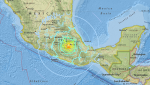 MEXICO: Sismo de magnitud 5,3 se percibe capital y varios estados