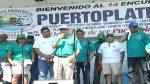 Comité Puertoplateños en EU celebra 14 aniversario