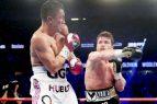 LAS VEGAS: El mexicanoSaúl Canelo Álvarez vence a Gennady Golovkin
