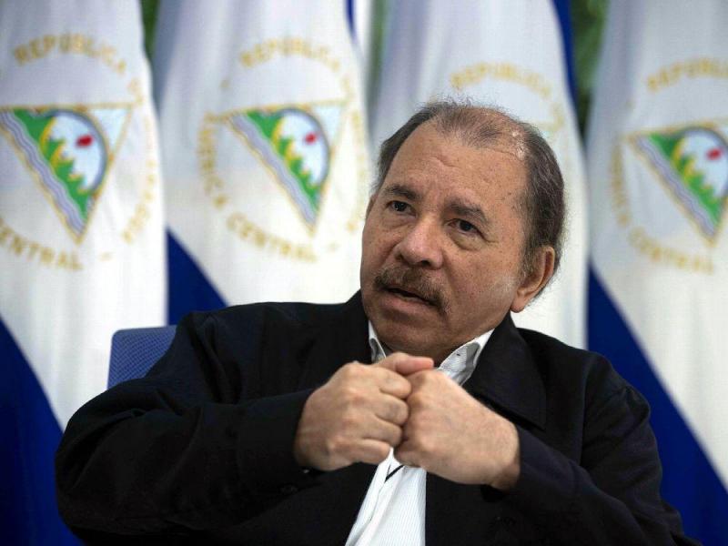 Daniel Ortega quiere reunirse con Trump