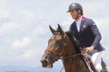 Manuel Bancalari gana Gran Premio Nacional de Saltos