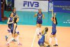 Argentina vence a RD en el Final Four de Voleibol en Peru
