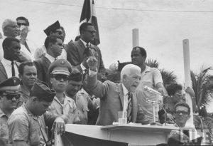RD recuerda este miércoles el golpe de Estado a Bosch ocurrido en 1963