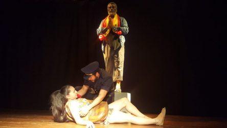 La profecía de Liborio sube a escenaen Casa de Teatro