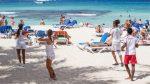 Llegada de turistas a R.Dominicana crece 5,5 % en primeros 8 meses