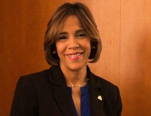 Mercedes Canaldaasume presidencia de laRed de Microfinanzas