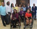 Andrés Navarro nombra Educación a personas con discapacidad